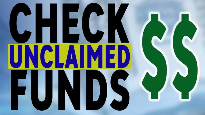 Unclaimed Funds Image