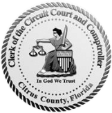 Citrus County Clerk of Courts Footer Logo