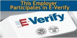E- Verify Logo