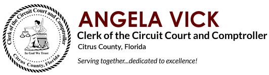 Citrus County Clerk of Courts, FL | Official Website