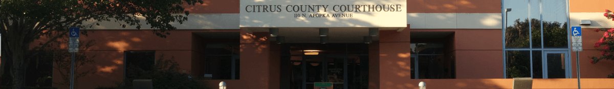 Citrus County Clerk of Courts, FL