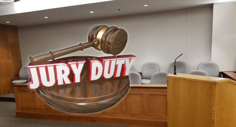 Do you have Jury Duty? Click here for more information...